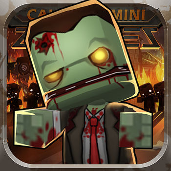Call of Mini™ Zombies - a SMALL TOWN INFECTED… UNDEAD ROAM the STREETS... LOCK \'n LOAD, MAKE it BLAZE!have you SEEN what GHOSTFACE does to ZOMBIES? it AIN\'T PRETTY...? ? ? ? ?*Welcome to a world of PIXEL. Fight your friends on 6 new maps to show off your prowess!**Every 5 Days a boss will come out to block your way. Defeat it to earn FREE tCrystals! In earlier versions, players who have cleared 5 Days or more will automatically receive FREE tCrystals (5 Days = 1 tCrystal) after you log in.**Equip your hero with 2 brand-new, powerful weapons!**\