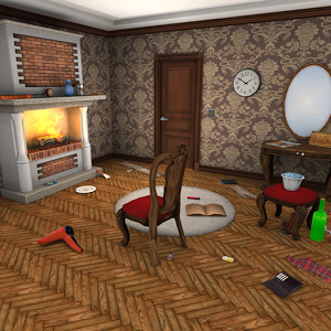 Can you escape 3D - This is a new type of Escape games. The big difference is in the way you control the game, and the way you search for clues and puzzles. Swipe your finger to look around in the 3D rooms and move the camera view in any direction. If you like escape games, you will probably love this one. Give it a try to see for yourself…- Super realistic 3D look and feel- Many different room types- Easy controls- Addicting and funIf you like escape games, puzzle games or hidden object games you have something to look forward to.Good luck :)PS: Contact us at support@fungamesmobile.com if you have any suggestions on the next release.Web: www.fungamesmobile.comFacebook: www.facebook.com/fungamesmobileTwitter: www.twitter.com/fungamesmobile