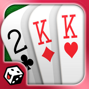Canasta Card Game - Canasta card game by LITE Games: play the popular game Canasta now for free on iPhone, iPad or iPod.Canasta is a true classic as it was once one of the most frequently played card games. Canasta is still widely played and enjoyed today as it is easy to learn and can be discovered again and again in many different variations. The aim of the game is to score as many points as possible by playing cards of equal rank (melds). A meld of seven equally ranked cards is called a canasta.Features:- Completely free and in English - Original Altenburger playing cards- Adjustable difficulty level- Option for improved readability- Classic rules (adjustable)- '2 vs 2' or '4 vs 4' The Canasta mobile card game is available with high-quality localisation in the following languages: English, German, French, Italian, Spanish and Turkish.Canasta is a real classic for when you're on the go and the perfect game for all fans of Rummy, Crazy Eights, Phase10™ and UNO™, providing a strategic challenge for novices and pros alike.If you require help, visit: https://www.lite.games/support/With Canasta Card Game, we are trying to reproduce the classic experience as extensively and realistically as possible on mobile devices. The app is not aimed at children, but is designed for adults. The app does not offer real-money gambling: no money or real prizes can be won. Practice and/or success at social casino games does not imply future success at real-money gambling. The game can be played completely free of charge. However, some optional in-game purchases (for example, ad-free time) are subject to charge. You can also deactivate the payment function completely by disabling in-app purchases in your device's settings.By downloading this game, you are agreeing to our Terms and Conditions (http://www.lite.games/agb/).Last but not least, we would like to thank all of Canasta's players! We hope you have fun playing the game.