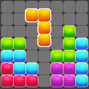 Candy Block Puzzle! - Candy Block Puzzle is amazing block puzzle game with a simple rule.Fit the pieces together to clear lines in both directions!No need to consider block colors, but shapes and space.Endless hours of game play.You can play anytime and anywhere! We really hope you enjoy it!Quickly , let\'s try the game.