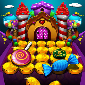 Candy Party: Coin Carnival Dozer - The BEST AD-FREE DOZER GAME on the store.From the creators of your FAVORITE STORE HITS like Coin Party, Pharaoh Party, Jurassic Party, Space Party, Candy Party, Zombie Party, Farm Party, Pirates Party, Soda Party & Casino Party.Enter the amazing candylicious world of Candy Party for the most mouth-watering prizes, candies, cupcakes, donuts, smoothies, chocolates and much more!Push coins into the bank to boost your score, push them in the gutters to get karma, win super cool prizes, go on quests through amazing worlds, upgrade your abilities & use power-ups strategically to maximize all your rewards. Still want more?! Head over to the spin wheel or the jackpot slots to try your luck. Join thousands of players on the BEST DOZER GAME on the store & while you\'re at it, even bring your friends with you & have fun together.~ SPECIAL PRIZES ~The special prizes are so cool you will want to collect them all. Got a few extra? Trade them for coins at any time & never stop playing.- Bobbys- Confiseurs- Jelly Bears- Birthday Cakes- Chocolate Bunnies- Donuts- Banana Splits- Ginger Man- Fruit Smoothies- Cupcakes~ SPECIAL CHIPS ~The special chips are made just for you to boost all your rewards. Feel the thrill as they land on the table pushing closer & closer to your bank.- Gold Bar Chip (rewards you with a gold bar)- XP Chip (rewards you with bonus XP)- Power-Up Chip (rewards you with a power-up)- Blitz Chip (rewards you with a coin shower)- Comet Chip (rewards you with a comet shower)- Portal Chip (rewards you with a portal that moves all coins to your bank)- Prize Chip (rewards you with a special prize)- Buck Chip (rewards you with party bucks)- Joker Chip (rewards you with one of the above special chips)~ POWER-UPS ~Want to tilt the odds in your favor? You have a ton of power-ups at your disposal to energize the game table.- Mega Dozer (enables an extended dozer that pushes even more coins into your bank)- Lolly Walls (enables a shield of lollipops so none of your coins or prizes goes into the gutter)- Gum Balls (launches gum balls on the game table pushing more and more coins and prizes into your bank)- Candy Hammer (hammer the table and push all your coins and prizes into your bank)- Coca Wind (releases a tornado that rampages on the game table pushing all coins and prizes into your bank)~ UPGRADES ~Want the highest score in your friends? In your country? In the world? Then upgrade your abilities & you will take your game to a whole new level.- Offline Regeneration (reduces the time to regenerate number of coins when offline)- Regeneration Max (increases the max number of coins you can generate when offline)- Chips Luck (spawns rarer coins on your game table)~ QUESTS ~How many of the 70 quests can you unlock? Compete with your friends & see who becomes the ultimate COIN EXPLORER first.~ PARTY SLOTS ~Feeling lucky? Head over to the slots & bet gold bars to multiply your rewards. Think you can win the jackpot?!~ FORTUNE WHEEL ~Got a spin token? Got 10? Spin the fortune wheel & hang on to your seat as the wheel slows down towards your reward.~ LEADERBOARDS/ACHIEVEMENTS ~See how you\'re doing compared to everyone in our vibrant community. Try to unlock all the achievements to become the ultimate COIN MASTER!~ SOCIAL FEATURES ~Why are you having all of this fun alone? Just connect Facebook & invite all of your friends so you can compare scores & send/receive coins.~ AD-FREE ~Spend all your time playing the game without any annoying ads or popups. See an ad only when you want to & win coins, power-ups, spin tokens & more.Contact us at coinparty@mindstormstudios.com for any help or queries.Like our Facebook page (https://www.facebook.com/coinpushergames) & join our active community of players.