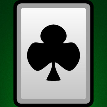 Card Shark Solitaire - Card Shark uses an intuitive drag-drop interface and is fat finger friendly - piles are automatically split following a drag-drop gesture.  Tap foundation piles to autoplay compatible cards.Card Shark supports Klondike Solitaire, FreeCell, Spider Solitaire, Canfield, Forty Thieves, Beleaguered Castle, Crazy Eights, Draw Poker, and Memory Match.Features include:- silky smooth animations with a tasteful 3d presentation.- photo library support for custom tables and card backs- multiple styles of card fronts, backs, tables- does not interfere with ipod music- left/right handed stock placement- undo/redo- optional vegas scoring- fast load time- sophisticated random number generator capable of dealing billions of unique handsAre you an artist?  Contact the author for tools to help you design your own decks.If you like this game, please consider supporting further development by submitting a user review and/or upgrading to Card Shark Collection Deluxe.\