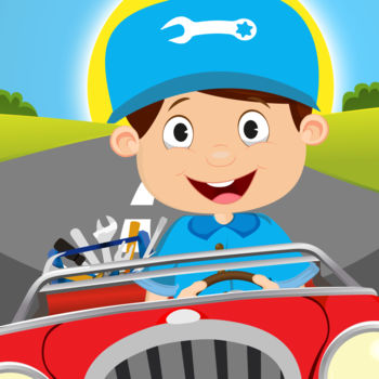Cars, Trains and Planes Sound Puzzle for Toddlers - * Awarded with best \'Educational Value\' award for kids of age 0-5 by the magazine \'Education\'* Number 1 in the Kids-Educational category in more than nine countries. Welcome to the Sound-Game! A fun and educational game for young children of 0-5 years of age.You can choose out of 40 boards with more than 50 different transport vehicles in 2 game levels.Game Level 1: Learning phase.Game Level 2: Game phase.The boards gradually become more difficult so the game stimulates your child, in a playful way, to improve on sounds knowledge.This game: *Improves sound recognition*Creates a lot of fun *Let your child learn about all the transport vehicles The interface is clear, interactive and designed specifically for young children.