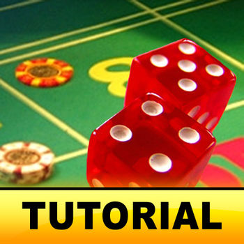 Casino Craps Tutorial - Heading to Las Vegas? Time to brush up on the casino dice game known as Craps!  This app will lead you through a 40+ screen interactive tutorial that explains all of the standard bets available at the Craps table.Also included are cheat sheets that provide a quick lookup for the payouts and casino edge on each bet, as well as dice roll combinations and frequency.There is a practice mode that allows you to play the game, but you are limited to a bankroll of 30 chips at all times.  Practice mode includes polished graphics, sounds, animations and the ability to shake your phone to roll the dice!Once you have learned how to play, consider upgrading to Casino Craps Pro which includes a customized table appearance, roll history, auto-saved game and much more! Contact us at support@midnightmobility.com with any questions or concerns.