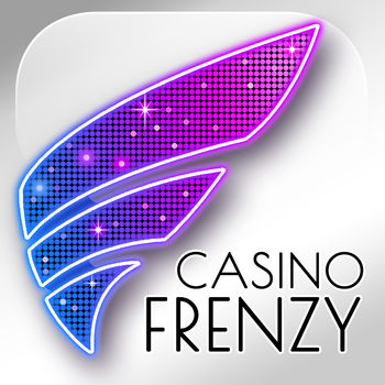 Casino Frenzy - Free Slots and Video Poker - Casino Frenzy is the most exciting FREE-to-play casino app ever! There are plenty of Slots, Video Poker games to spend your entire day and night playing with a crowd of companions!Casino Frenzy is Vegas in the palm of your hand. And that goes the same for our social scene. Hang with some serious high rollers at Casino Frenzy ...for FREE!!!As if we need to give you more reasons to download the app, here's a few more:•	 BEAUTIFUL themed games, with NEW GAMES featured regularly!•	 FRENZY MODE provides a fun and exciting twist for each different game. The keyword is UNLIMITED •	 We know you like Video Poker. Play our Jacks-or-Better and Multi-Draw games. More soon!•	 Our games are completely MULTIPLAYER. No other casino app comes close to offering this experience. •	 VIP packages for our EVERYONE. Accumulate VIP points, tier up, and reap BIGGER REWARDS.•	 Got FRIENDS? WIN BIG. Connect with Facebook and get an additional 50,000 free coins!•	 Daily and Hourly COLLECTION BONUSES provide extra coins for extended play!•	 We've got BONUS GAMES galore. Play action-packed bonus games with HUGE WINNINGS.•	 Our games use AUTHENTIC VEGAS MATH to take players on an exciting emotional rollercoaster rideLET\'S BE FACEBOOK FRIENDSfacebook.com/CasinoFrenzyFOLLOW US ON TWITTERtwitter.com/CasinoFrenzyAnd remember folks... Casino Frenzy™ is intended for adult audiences.  While our game is free to play with in-app purchase items, it does not offer \