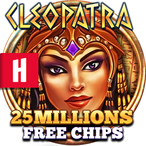 Casino Games - Cleopatra Slots - Download now and play the greatest slots for free at Casino Games - Cleopatra Slots! Play the best casino slots offline for free and experience the real thrill of Las Vegas! Casino Games - Cleopatra Slots offers over 30 real high quality, classic and modern slot games seen before only on real casino slot machines in the best casinos, which you can play offline right now! Play our offline casino games for free and experience:► 25 000 000 free chips to get you started!► free chips every 10 minutes so you can play your favourite slots anytime you want► over 30 real high quality slots which you can play offline absolutely for free► plenty of exciting bonus games on all the slot machines which will make you feel the real thrill of Las Vegas► daily goals which you can complete and claim rewards for► daily dash map events with fabulous rewards► slots machines with regular and expanding wilds which will make you a fortune► regular and irregular size slots games with diverse themes► beautifully animated stacks which you just must get► big wins and mega wins which give you this special Las Vegas casino feeling► up to 100 free spins which bring you huuuge payouts► free chips and special promotions tailored just for you► legendary classic pokies including Zeus, Cleopatra, Pharaoh and 777 slot machine► mystery prizes which you unlock while playing your top pokies► cumulative spin rewards which you can claim while you play your favourite slot machinesIf you love pokies with wilds, stacks, multipliers, mystery symbols, super symbols and free spins then play Casino Games - Cleopatra Slots and enjoy over 30 slot machines! And for all the sloto maniacs out there who absolutely love the Las Vegas thrills, we have lots of events, mystery prizes, daily goals and achievements you can collect and claim prizes for!Are you serious? PLAY CASINO GAMES FOR FREE !! Can that be true?Absolutely. Casino Games - Cleopatra Slots gives you bonus chips every 10 minutes so that you can enjoy our pokies anytime! You can also get up to 100 free spins!  Place your bet in our slot machines, spin and win big in this best free casino game on Google Play now!FIND US:For even more best free casino games with bonuses and free spins visit us at: http://www.huuugegames.com/Find and like us on Faceboook at: https://www.facebook.com/huuugegamesIf you need help or support, please contact us at: support@huuugegames.comThe Best Free Casino Games and Slot Machines are produced for you by Huuuge™► Offline play is supported if the specific slot has already been downloaded.► The game is intended for a mature audience.► The game does not offer real money gambling or an opportunity to win real money or real prizes.► Wins made while gambling in social casino games can\'t be exchanged into real money or real rewards.► Past success at social casino gambling has no relationship to future success in real money gambling.