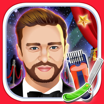 Celebrity Shave Beard Makeover Salon & Spa - hair doctor girls games for kids - These famous celebrities need a fresh shave and makeover... Can you help them out?!Give them a clean shave, cut their beard, and have fun in the Celebrity face salon!!