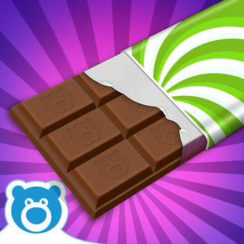 Chocolate Bar Maker - Bluebear\'s latest awesome app, \