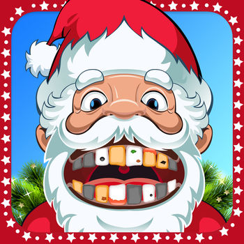 Christmas Dentist Doctor Kid Games (Girls & Boys) - Become a dentist and take care of your favorite Christmas patients: Santa Claus, Ms. Claus, and many more characters!!Don\'t get too crazy, this is Christmas season and all!!! Have a blast playing