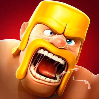 Clash of Clans - From rage-­filled Barbarians with glorious mustaches to pyromaniac wizards, raise your own army and lead your clan to victory! Build your village to fend off raiders, battle against millions of players worldwide, and forge a powerful clan with others to destroy enemy clans.PLEASE NOTE!  Clash of Clans is free to download and play, however, some game items can also be purchased for real money. If you don\'t want to use this feature, please disable in-app purchases in your device\'s settings.  Also, under our Terms of Service and Privacy Policy, you must be at least 13 years of age to play or download Clash of Clans. A network connection is also required.FEATURES?	Build your village into an unbeatable fortress ?	Raise your own army of Barbarians, Archers, Hog Riders, Wizards, Dragons and other mighty fighters?	Battle with players worldwide and take their Trophies?	Join together with other players to form the ultimate Clan?	Fight against rival Clans in epic Clan Wars ?	Build 18 unique units with multiple levels of upgrades?	Discover your favorite attacking army from countless combinations of troops, spells, Heroes and Clan reinforcements ?	Defend your village with a multitude of Cannons, Towers, Mortars, Bombs, Traps  and Walls?	Fight against the Goblin King in a campaign through the realmPLAYER REVIEWS Clash of Clans proudly announces over one million five star reviews on the App Store.SUPPORTChief, are you having problems?  Visit http://supercell.helpshift.com/a/clash-of-clans/ or http://supr.cl/ClashForum or contact us in game by going to Settings > Help and Support.Privacy Policy:http://www.supercell.net/privacy-policy/Terms of Service:http://www.supercell.net/terms-of-service/Parent's Guide:http://www.supercell.net/parents