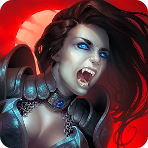Clash of the Damned - Smashing RPG fighting saga about the never-ending bloody battle between immortal Vampires and Werewolves.