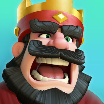 Clash Royale - Enter the Arena! From the creators of Clash of Clans comes a real-time multiplayer game starring the Royales, your favorite Clash characters and much, much more.Collect and upgrade dozens of cards featuring the Clash of Clans troops, spells and defenses you know and love, as well as the Royales: Princes, Knights, Baby Dragons and more. Knock the enemy King and Princesses from their towers to defeat your opponents and win Trophies, Crowns and glory in the Arena. Form a Clan to share cards and build your very own battle community.Lead the Clash Royale Family to victory!PLEASE NOTE! Clash Royale is free to download and play, however, some game items can also be purchased for real money. If you don\'t want to use this feature, please disable in-app purchases in your device\'s settings. Also, under our Terms of Service and Privacy Policy, you must be at least 13 years of age to play or download Clash Royale.A network connection is also required.FEATURES? Duel players from around the world in real-time and take their Trophies? Earn chests to unlock rewards, collect powerful new cards and upgrade existing ones? Destroy opponent's towers and win Crowns to earn epic Crown chests? Build and upgrade your card collection with the Clash Royale Family along with dozens of your favorite Clash troops, spells and defenses? Construct your ultimate Battle Deck to defeat your opponents? Progress through multiple Arenas all the way to the top? Form a Clan to share cards and build your very own battle community? Challenge your Clanmates and friends to a private duel? Learn different battle tactics by watching the best duels on TV RoyaleSupportAre you having problems? Visit http://supercell.helpshift.com/a/clash-royale/ or http://supr.cl/ClashRoyaleForum or contact us in game by going to Settings > Help and Support.Privacy Policy: http://supercell.com/en/privacy-policy/Terms of Service:http://supercell.com/en/terms-of-service/Parent's Guide:http://supercell.com/en/parents/