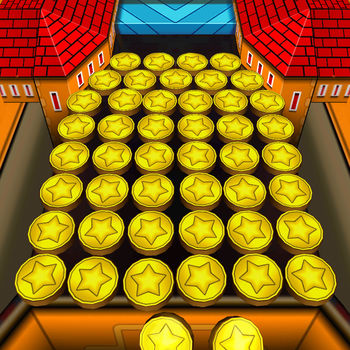 Coin Dozer - COIN DOZER, the original smash-hit arcade game from Game Circus! Over 30,000,000 free downloads and counting!!! #1 in Japan, UK, Hong Kong, Macau, Nederland, Taiwan, Malaysia, Philippines, France, Belgium, Denmark, and Indonesia! #2 in the U.S and many more! COIN DOZER comes straight from your favorite arcade, casino, carnival,  state fair, or park and onto your iPhone! The mega addictive time waster game you and your kids have spent countless hours playing, now in the palm of your hand! No cash, quarters, bulldozer, or trip to Vegas needed. Push shiny gold coins and exciting prizes into your hands by dropping some from your pocket through the slots and into the coin pusher. Watch out though! Try not to let them drop off the sides of the machine and out of your reach. Collect a prise like teddy bears, fuzzy dice, sparkling gems, special silver coins and more for a special bonus effect or even more coins! It's okay if your coins run out, more money will be ready to push through the slot and into the dropper soon! Keep checking back to add to your fortune & complete your collection of prizes! Game includes: -Impressive 3-D graphics -44 prizes to collect -Amazingly realistic physics -Over 30 Special Coins and Prizes! -Lots of special effects Coin Dozer HD is also available on iPad! Also, check out other Game Circus titles like \