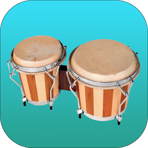 Congas & Bongos - Congas & Bongos - Percussion to AndroidThe most fun experience in drumming to Android!Drum pad with latin percussion sounds.Play Congas or Bongos. To play live music.Features:* Multitouch* Congas and Bongos set\'s* 15 realistic drum sounds* Studio audio quality* A perfect real percussion set* Instruments like conga, bongo, crash, cymbal, chimes and vibraslap.* Record mode* Play in loop * Rename recordings* Works with all screen resolutions - Cell Phones and Tablets (HD)* FreeAlso, you can remove all ads buying a key!The best percussion on the Google Play!For drummers, percussionists, musician, performers and artists!