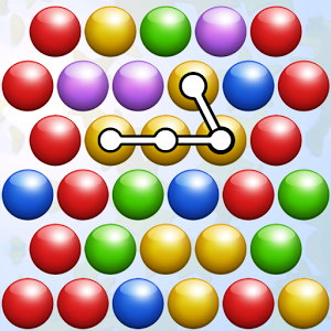 Connect Bubbles - Play a captivating game of bubble busting. Connect bubbles one by one by moving your finger across the screen to make them disappear. Form groups of three or more neighboring bubbles of the same color to bust them. The bigger the group the bigger the score you obtain. Download and play now!★ ★ ★  FEATURES ★ ★ ★ ✓ 50 challenging levels ✓ intuitive interface✓ daily/monthly/all time highscores ★ ★ ★  TIPS ★ ★ ★ ✓ Tap the screen and connect bubbles of the same colour one by one.✓ Release the drag to make the bubbles burst and earn points.✓ You win 10 points for each bubble you connect and additional points if you connect more than 3 bubbles.✓ In order to pass from one level to another you have to achieve greater and greater scores.✓ At the top of the screen you will find your current score and the score you need to achieve to pass to the next level. ✓ Each level is timed and the time left for completing the level is displayed right next to the scores.✓ The game timer starts when you connect the first bubbles. ✓ You can restart the game by pressing -New Game- in the main menu.✓ You can pause the game by entering the main menu.✓ You can turn the sound or music on or off from the main menu.★ Support and FeedbackIf you have any technical problems, please email us directly at support@gsoftteam.com. Please, don't leave support problems in our comments – we don't check those regularly and it will take longer to fix any issues that you might encounter. Thank you for your understanding!Already a fan of Connect Bubbles? Like us on Facebook or follow us on Twitter for the latest news:https://www.facebook.com/gsoftteamhttps://twitter.com/gsoftteam