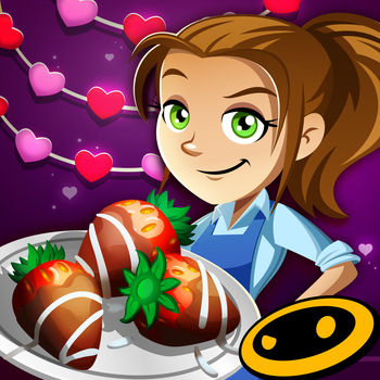 "COOKING DASH - Cook your heart out with Flo and Cookie in their new special Valentine's show releasing soon: Dreamy Delights!Flo cooks her way to TV fame as a celebrity chef in this fast-paced, new time management game – COOKING DASH!Sharpen your skill as you prepare, cook, assemble and serve delicious menu items in each exotic restaurant … in front of a live studio audience!  Hear them gasp and cheer as you try to earn profits in each exciting episode!  Quirky customers, superstar VIPs, and fast-paced kitchen action and TV fame await! COOK YOUR WAY TO STARDOM!Control the fast-paced chaos as you dash your way around the kitchen, preparing meals for crazy customers!  Collect tons of tips for excellent service and make those profits! YOU ARE DESTINED FOR FABULOUS TV CHEF MEGA-FAME!HUNDREDS OF EPISODES TO COMPLETE!Tons of fun cooking play across unique restaurant shows like the Vegas-themed Table Steaks, crazy Taco Train, and exotic Adventurous Eats with many more on the way!COLLECT AND UPGRADE!Wanna get more successful and famous? Spend your profits on upgrades for food and appliances for your restaurant!  Upgrade to shiny stoves, fancy food prep stations, and more to ensure all customers get three-star service!PREP AWESOME RECIPES FOR MORE CUSTOMERS!Make special Recipes in the Prep Kitchen and attract customers with their favorite dishes!  They'll get you more and more famous, drop cool items, and give you special powers to blast your coffers with mega-profits and keep your star on the rise! BECOME SUPER-FAMOUS!Fan the flames of your fame as you start your OWN SHOW full of the most elite VIPs coming to see YOU and your amazing cheffing skills!  It's FOOD and FAME for you as you host the hippest dinner parties in the WORLD in front of MILLIONS of VIEWERS! It's a TV Chef dream come true! PLAY WITH FRIENDS!Exchange gifts and compete with friends on your never-ending quest to be the best!High-end, immersive tablet gameplay!WHAT ARE YOU WAITING FOR?!?Show your stuff and feed the hungry stomachs -- and fragile egos -- of the guests and VIPs! Download the FREE Cooking Dash®  today!PLEASE NOTE:- This game is free to play, but you can choose to pay real money for some extra items, which will charge your Google account. You can disable in-app purchasing by adjusting your device settings.-This game is not intended for children.- Please buy carefully.- Advertising appears in this game.- This game may permit users to interact with one another (e.g., chat rooms, player to player chat, messaging) depending on the availability of these features. Linking to social networking sites are not intended for persons in violation of the applicable rules of such social networking sites.- A network connection is required to play.- For information about how Glu collects and uses your data, please read our privacy policy at: www.Glu.com/privacy- If you have a problem with this game, please use the game's ""Help"" feature.  FOLLOW US atTwitter @glumobilefacebook.com/glumobile"