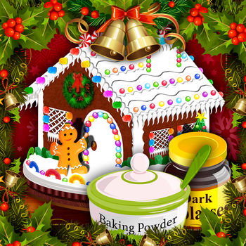 Cooking Games?Christmas Cake Hous - This is a kids cooking game.Makes your favorite Christmas cake house  in your Mobile phone. Everyone loves Cake right? Now you could make a personalized Cake by yourself.So everybody is invited to give it a try and learn how to make delicious healthy Christmas cake house  and let the you be as creative as possible.