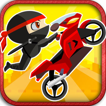 Cool Kids Ninja Run - Fun Dirt Bike Games for Boys & Girls Free - Top 10 Game! * Number 1 Racing Game! * Number 1 Kids Game! * Top 15 Overall! *  Top Rank in 91 Countries!Ninjas & Pirates & Lasers... OH MY! :-D