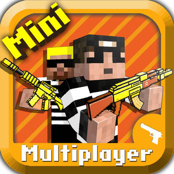 "Cops N Robbers (FPS) - Prison Survival Multiplayer - The most popular pixel style gun shooter game with pocket edition is online. Minecraft skins, weapons, maps, block style graphics...Bring you epic FPS game experience.Cops N Robbers (FPS) – Mine Mini Game With Survival Multiplayer is one of 3D multiplayer shooting games developed by JoyDo Entertainment. If you are fond of multiplayer games, if you wanna download free games, if you want to have extraordinary jail break experience through FPS games and mini battle games…That\'s it!Warfare is ubiquitous! Pick up your gun to shoot and strike enemies and try best to survive!Download it and battle now! Fighting with friends all around the world now!***Features*** 1. Multiplayer support: local and worldwide.2. Sky & Environment effect setting.3. Detail effects: bullet holes & spark effect…4. Chat System in game: team chat or all players chat. (With words filter)5. Weapon System (40+ weapons): AK47, M4, M87T, RPG, AWP, G36K, MP5KA5, UZI, M249, Desert Eagle, M67…with great voxel models & pixel textures! You also can craft your dream weapon by yourself!6. Skin System (30 + skins), especially a skin editor is provided... draw your customized skin in game, now you look epic.7. Beautiful UI & comfortable control.8. Maps (15 + interesting maps & endless custom maps created by players.)9. Game Mode: now support 3 modes - Stronghold Mode & Team Mode & Death Match Mode.10. Profile System: Weapon Equipping & Armor Equipping & Skin Set & Information & Reward.11. Rewards: Killing Reward, Headshot Reward, God Like Killer Reward… (easy coins earning!)12. Damage setting: (Head, body, leg) - Different position with different damage.13. Growth System: Level, Rank, Reward.14. Add armor in multiplayer mode.15. Auto gift: receive gift box or coins.16. Slots: win the skins and weapons.*** SANDBOX SYSTEM ***1. Custom weapons: You can battle with some unique guns crafted by yourself.	2. Custom maps: Customize an awesome map to play with your friends.*** SINGLEPLAYER - STORY MODE ***1. Three difficulty setting: Easy, Normal, Hard.2. Unlock next Difficulty choice with 4 levels.***MULTIPLAYER - WORLDWIDE***1. Support up to 12 players worldwide.2. 5 regions(EU, US, ASIA, JP, AU)*** DESIGN ***1. Pixel & Block-based Scene, Character, Props, Weapons.2. Awesome cops & funny robbers, the high quality models design.3. Jail Break & Jungle Battle & Fighting N Shooting. Play with your friends!!!*** MORE ***Language localizations: English, Chinese, Japanese.Anti-Cheating process: keep fairness.""Weapon Master Subscription"" auto-renewable subscription info:-Cops N Robbers now comes with the weapon editor feature. It allows you to create your own weapons.There are currently two subscription options to choose: 9.99 USD/Month - Monthly Subscription, 99.99 USD/Year - Yearly Subscription.Any unused portion of a free trial period, if offered, will be forfeited when the user purchases a subscription.The payment will be charged to your iTunes account at confirmation of purchase and the subscription automatically renews unless auto-renew is turned off at least 24-hours before the end of the current period. Your account will be charged for renewal within 24-hours prior to the end of the current period, at the subscription price option you have previously selected.Your subscription can be managed by the user and auto-renewal may be turned off by going to the user\'s Account Settings after purchase.  No cancellation of the current subscription is allowed during active subscription period. If you cancel after your subscription has activated, you won\'t be refunded for the remaining active period of the subscription.Here are links to our privacy policy and terms of use:- Privacy policy: http://www.riovox.com/en/privacy/index.html- Terms of use: http://www.riovox.com/en/terms/index.html*** Support & Feedback ***	Mail: joydofeedback@gmail.comTwitter: riovoxemail2014@gmail.comFacebook: https://www.facebook.com/joydoent"