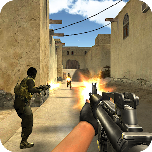 Counter Terrorist Shoot - ===== Best First-Person Shooter Action Game ====Welcome to play Counter Terrorist Shooting Game!Multiplayer character fighting game, a scene up to 5 players. You can train your shooting skills and improveyour weapon operation ability. Only good operational control in the war game mission in order to play the power of a variety of weapons. In this first-person shooter game, you can unlock and open all maps.  As a member of unity to play the soldiers assault effect.  Action shooting game, only aim and shoot, and the modern enemy tough soldiers, assault soldiers, commanders fighting. Just fire with your guns and kill the enemy, let us start to play the world\'s greatest military attack game. Command the national army , brave battle!Modern Shooting Combat Assault Games, First Person Shooter and Shooting, Action Shooter Battle Campaign.Trigger sniper rifles and assault rifles in a realistic 3D environment, shoot crazy, and then get more items and weapons from the award.Counter Terrorist Shooting all functions:● Shooting weapons, special weapons, heavy weapons, assault rifles, main and auxiliary weapons● AK47, MP5, M4 rifles, Shotgun, Sniper rifles,● Mission mode, Defuse bomb mode, zombie mode● Realistic 3D environment, high-quality 3D graphics,Download Counter Terrorist Shooting Game, Modern Shooter Fighting Game.