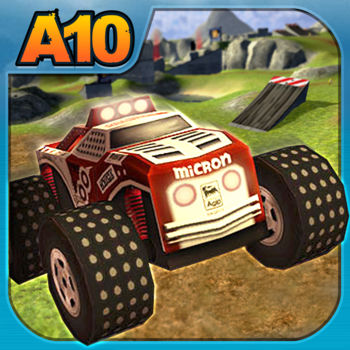 Crash drive 3D - Free from A10: Go your own way in this free-roaming racer with surreal physics! Speed across a gigantic map featuring ramps, hoops and bizarre terrain. Score as many points as possible to grab glory and unlock new vehicles, such as buses, muscle cars and monster trucks. With 4 events, including checkpoint racing and coin collecting, 20 vehicles to unlock, and tons of fast fun, Crash Drive 3D will drive you mad!• 4 modes of play• 9 challenges• Highscores and leaderboards• Free credits every day you play• 20 vehicles to unlock