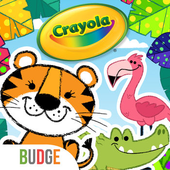 "Crayola Colorful Creatures - Around the World! - Budge Studios™ Presents Crayola Colorful Creatures! Explore the globe and discover a world of vibrant colors, exotic animals and basic geography! On this fun and educational journey, your preschooler will complete a series of exciting mini-games, helping them learn about animal body parts and sounds while developing their observation skills. FEATURES• Explore the globe with a variety of educational mini-games• Meet 20 wild and exotic animals, each with its own fun fact• Swipe the interactive 3D globe to pinpoint your animal's geographical location• Learn about animal body parts in the ""Color the Animal"" game• Roar as loud as you can in the ""Animal Sounds"" game• Find the hidden animals in the ""Camouflage"" game• Develop hand-eye coordination in the ""Feeding"" game• Use your logic to match animal body parts in the ""Matching"" game• Approved by Crayola's education department• Designed for children aged 2-5 in mindCOPPA COMPLIANTBudge Studios takes children\'s privacy seriously and ensures that its apps are compliant with privacy laws, including the Child Online Privacy Protection Act (COPPA), a privacy legislation in the United States of America.   If you would like to learn more on what information we collect and how we use it, please visit our privacy policy at: http://budgestudios.ca/?p=privacy . If  you have any questions, email our Privacy Officer at : privacy@budgestudios.caABOUT BUDGE STUDIOSBudge StudiosTM was founded in 2010 with the mission to entertain and educate children around the world, through innovation, creativity and fun. Its high-quality app portfolio consists of original and branded properties, including Barbie, Thomas & Friends, Strawberry Shortcake, Caillou, The Smurfs, Miss Hollywood, Hello Kitty and Crayola. Budge Studios maintains the highest standards of safety and age-appropriateness, and has become a global leader in children's apps for smartphones and tablets. Budge Playgroup™ is an innovative program that allows kids and parents to actively participate in the creation of new apps.HAVE QUESTIONS? We always welcome your questions, suggestions and comments. Contact us 24/7 at support@budgestudios.ca Before you download this game, please note that this app is free to play, but additional content may be available via in-app purchases. It also may contain advertising from Budge Studios Inc. regarding other apps we publish and partners, and social media links that are only accessible behind a parental gate. BUDGE STUDIOS is a trademark of Budge Studios Inc."