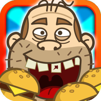 Crazy Burger - by Top Addicting Games Free Apps - RANKED TOP 100 IN MANY COUNTRIES Among the Best Free Games on the iTunes App Store Get it WHILE IT\'S FREE! A Fast Food restaurant has just exploded, and their entire delicious stock of hamburgers is falling from the sky. It's your job to make Fatty eat those delicious falling sandwiches and become the master of sky fast food. Watch out for any healthy foods that will make you lose weight. And let no burger be left outside of Fatty's stomach! Eat as many Hamburgers as you can in this COOL, FUN and EXTREMELY ADDICTIVE game! Crazy Burger is simply amazing and delicious. Have fun eating Fast Food from the skies until you can eat no more! After you complete each level, you can see how much weight you`ve made Fatty gain! If you like your good greasy fast food, then you will LOVE this game!!! Play Crazy Burger Free Game!!!! Features: • AWESOME GAME! • Addictive Gameplay • The best hamburger game on the App Store! • Facebook, Twitter & E-mail if you want • 12 super levels • Check out your statistics after ending each level • Watch out for healthy food or you will lose! • Retina Display • And so much more that you can only find out playing! Have fun! Best Free Games has also created other top games for iPhone, iPad and iPod Touch, such as: • TapTap Bubble Top – Free Download: http://bit.ly/TapBubble • Fun Cleaners – Free Download: http://bit.ly/FunCleaners • Crazy Burger – Free Download: http://bit.ly/CrazyBurger • Skate Escape – Free Download: http://bit.ly/SkateEscape • Rocket Soda – Free Download: http://bit.ly/RocketSoda • Flying Bunny – Free Download: http://bit.ly/FlyingBunnyFree • Dog House – Free Download: http://bit.ly/DogHouseFree • facebook.com/BestFreeGamesApps > Like our page! • twitter.com/BestFreeGames4K > Follow us for FREE Promo Codes! • www.bestfreegamesapps.com