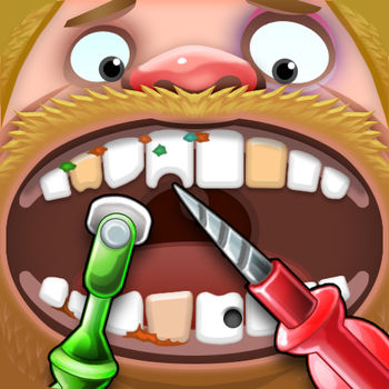 Crazy Dentist - Fun games - Everyone does not like to go to this dentist\'s office because there is a crazy dentist in it. How crazy is the dentist, you can come to try it!