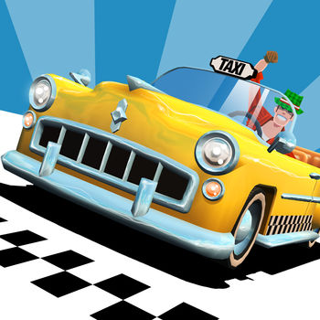 Crazy Taxi™ City Rush - **App Store Best of 2014 - Best Games **Crazy Taxi™ City Rush is the sequel of SEGA's legendary action franchise. It's designed for iPhone, iPad, and iPod touch!    \
