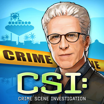 CSI: Hidden Crimes - Join more than 20 million investigators & solve gruesome crimes in Las Vegas • WHAT THEY SAY ABOUT THE GAME • CSI: Hidden Crimes features a fantastic interface & characters which you'll instantly recognize from the show -- Product-Reviews.