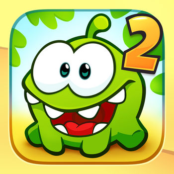 Cut The Rope 2: Om Nom's Adventure - SWEET! Om Nom\'s shenanigans continue in Cut the Rope 2! With new characters, fresh gameplay elements and tricky missions, candy collecting has never been so fun!Eager to learn more about Om Nom\'s adventures? Watch \