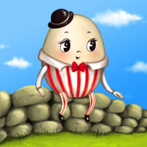 Cute Nursery Rhymes & Songs - The cutest nursery rhymes for toddlers to sing-along! With lots of interactive things and sounds. These are hand-drawn and painted to appeal to babies and little kids. Five favourite kid songs to keep your little one happy and smiling.Why will little tots love these rhymes?- Five popular kids\' songs: Humpty Dumpty , Baa Baa Black Sheep, Jack and Jill, Itsy Bitsy Spider and It\'s Raining It\'s Pouring.- Interactivity. Most of the things on screen make sounds and move around.- The cute characters and tiny objects.- The charming music and singing!- All FIVE songs completely FREE.If you face any trouble, please contact us any time: info@touchzing.com. Do mention your device version and your android version. Visit our website www.touchzing.com