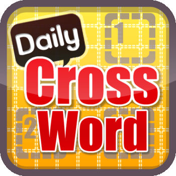 "Daily Crossword - Get new puzzles everyday at ""Daily Crossword""Lovely screen and multiple selections of puzzles are offeredEveryone can enjoy ""Daily Crossword"" from anywhere anytimeYou must try \"