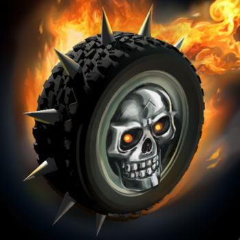 Death Rally - Death Rally is an action packed COMBAT RACER with GLOBAL MULTIPLAYER, STUNNING VISUALS and more than 10 HOURS of CARS, GUNS and EXPLOSIVE FUN. NUMBER ONE in 84 countries with more than 20 million gamers worldwide! Race against incredible boss drivers like DUKE NUKEM. Upgrade and level up you cars and guns in a thrilling single player career mode or compete in global multiplayer! Lock & load and enter the Death Rally, humiliate and destroy your opponents or sabotage the race. You choose how you win, NO TRICK IS TOO DIRTY! Brought to you by REMEDY, renowned developer of MAX PAYNE, ALAN WAKE and QUANTUM BREAK! LOAD YOUR GUNS, START YOUR ENGINES... It will blow you away, LITERALLY! This is no Sunday Drive. This is DEATH RALLY. ? Selected for Apple\'s iOS Hall of Fame? Mashable: #1 Racing Game on iOS? Winner of Pocket Gamer Award? IGN: \