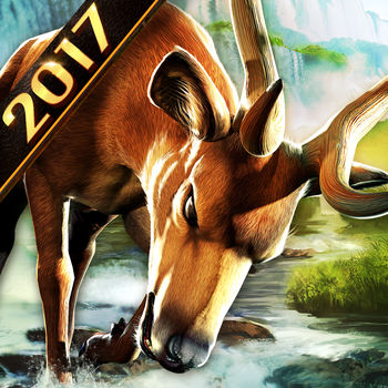 "Deer Hunter 2017 - From the creators of Deer Hunter 2014! Return to the wild and hunt across the globe in the world's greatest hunting experience.HUNT AROUND THE WORLDPursue trophies in unique and beautiful locations that span the globe from Alaska to Zimbabwe.BAG BIG GAME ANIMALSHunt animals so real they nearly jump off the screen! Track down and bag the world's most exotic and elusive game.SHOOT LIKE A PRODevelop a steady hand, line up your sights, and master the skills to take the perfect shot.GET THEM BEFORE THEY GET YOUTake down predators before you become the prey.BUILD YOUR ARSENALCollect and customize your firearms with scopes, magazines, barrels, and stocks as you perfect your weapons for each hunt.It's Open Season - join the hunt today!Auto-renewable subscription information:Deer Hunter 2017 now includes subscriptions. There are currently two types of subscriptions available, Gold & Silver. These are available in a variety of prices and durations:Silver: 0.99USD / week (or local equivalent) ; $1.99USD / month (or local equivalent)Gold: 1.99USD / week (or local equivalent) ; 4.99USD / month (or local equivalent) ; 12.99USD / 3 months (or local equivalent) ; 19.99USD / 6 months (or local equivalent)Subscriptions are available via in app purchase. Subscriptions will automatically renew at the end of the subscription period. Payment will be charged to your iTunes account within 24-hours prior to the end of the current period. You can turn off auto-renew at any time from your iTunes Account Settings. No cancellation of your subscription is allowed during the active applicable subscription periodHere are the links to our privacy policy and terms of use:Privacy Policy: http://www.glu.com/privacyTerms of use: http://www.glu.com/termsPLEASE NOTE:- This game is free to play, but you can choose to pay real money for some extra items, which will charge your iTunes account. You can disable in-app purchasing by adjusting your device settings.- This game is not intended for children.- Please buy carefully.- Advertising appears in this game.- This game may permit users to interact with one another (e.g., chat rooms, player to player chat, messaging) depending on the availability of these features. Linking to social networking sites are not intended for persons in violation of the applicable rules of such social networking sites.- A network connection is required to play.- For information about how Glu collects and uses your data, please read our privacy policy at: www.Glu.com/privacy- If you have a problem with this game, please use the game's ""Help"" feature."