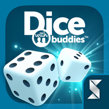 Dice With Buddies Free: Fun New Social Dice Game - *Dice With Buddies™ rated the #1 Dice game in the App Store!*Dice mania is a full-blown epidemic and the game just got BETTER! Play dice with family and friends, or find new opponents online! With our BRAND NEW Custom Dice, improved interface, Dice Master Showdown and PREMIUM tournaments, playing has never been easier or more exciting!Pick up your dice and get ready to roll up some fun in Dice With Buddies!Game Features:Free games anytime, anywhere:• This classic board game goes wherever you do. Play at home with family or on the go!Compete in tournaments:• Beat out the competition and claim amazing rewards! New PREMIUM TOURNAMENTS available now!New bosses every day:• Put your skills to the test and take on a new Dice Master each day! Daily challenges mean there's always something new to do:• Go with the flow or roll hard into your opponents. You can even play in-game scratchers for bonus rolls! Never get stuck waiting for your friends! Connect and challenge players over Facebook: • Play against friends and the game will track your rivalries! Use chat to talk with friends and heckle opponents.Chat during your games:• Encourage your friends or get into a war of words with your rivals!Apple Watch functionality:• Now with Apple Watch you\'ll see your turns waiting, opponent\'s score, and recent chats.Download this classic dice game the whole family can enjoy! Download Dice With Buddies for a fun new social board game experience.Please don\'t hesitate to contact us at dicesupport@scopely.com with questions, concerns or suggestions!