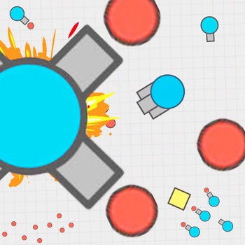 diep.io battle - new slither.io theme : battle of tanks by shooting other tanks - The game phenomenon comes to you (iOS version)!Your are hurry dot and try to eat as much as possible to be bigger for survival.Avoid other bigger one eat you!Play online with players around the world as you try to become the biggest cell of them all!