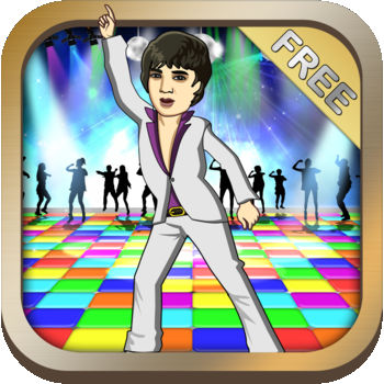 Disco Style Runner FREE - Saturday Night Race & Dancing Game - *** JOIN THE DANCE REVOLUTION! ****#1 Music Game in USA#1 Music Game in Australia#1 Music Game in UK#1 Music Game in France#1 Music Game in ItalyCan you dance AND jump at the same time?? Follow this hilarious runner through his disco adventures as he dodges disco girls and flying enemies. Disco dancing has never looked so good!