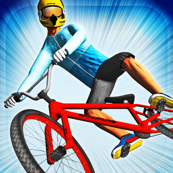 "DMBX 2 FREE - Mountain Bike and BMX - Let\'s go fast and show incredible tricks – that's DMBX 2 FREE - Mountain Bike and BMX in short words!*** Don\'t miss out on our brand new games DMBX 2.5 and DMBX 2.6 ***The game is featuring Mountain Bike and BMX action... completely new levels and characters... new and more bikes... completely new physics... easy trick-steering and much more! Start your virtual biking season right now and try DMBX 2 for FREE !FREE VERSION FEATURES- 3 unique wolrds/levels- 4 individual male and female characters- 4 different BMX/bikes to choose from- individual trick setup- tutorial level- replay option- HD retina-display support for iPhone and the new iPadFULL VERSION FEATURES- 3 worlds- 12 unique levels- up to 36 challenges- 8 individual male and female characters- 14 different BMX/bikes to choose from- individual trick setup- ""career\"