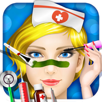 Doctor Spa Makeup - girls games - Every doctor loves to be fashion. Come to makeover and dress up the doctor. and let her become the most beautiful one?It\'s a kids games for girls!