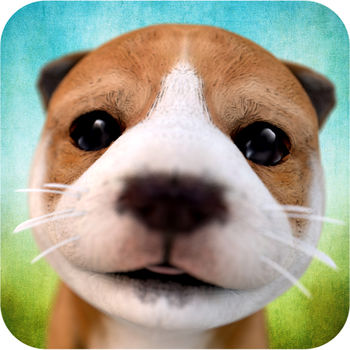 Dog Simulator 2015 - The best MULTIPLAYER dog simulator available on IOS!Play as a real puppy - jump, bark, destroy the house and do whatever you want. Now with a multiplayer mode you can do that with your friends and people all over the world. Cute puppies and fun adventures are waiting for you!- Online multiplayer- 6 Beautiful levels to explore- Multiple dogs to choose: shiba, corgi, husky, collie, bulldog, greyhound, even wolves and more- Interactive people and animals- Different accessories to dress your dog- Destructible objects to crash- Special Night mode- Stunning graphics- Smooth performance- Easy controlsONLINE MULTIPLAYERJoin the game online together with animal lovers all over the world. Play with other dogs, meet new friends and see if anyone can match your naughty dog skills. You can also create your own games which can be joined by your friends.DOGS AND PUPPIESIf dogs are your favourite pets then this is the game for you. Pick your favourite dog breed: corgi, shiba and husky puppies are waiting for you. If you love bigger dogs select one of the collies,bulldogs or a greyhound to bring even more cuteness to the game. And if that's not enough try a wolf, direwolf or a giraffe ( well actually it's a sneaky greyhound dressed as a giraffe ). UPGRADE AND DRESS YOUR DOGWhen you press either the single player or multiplayer button in the menu, you go to the scene where you can select a different dog and dress it up as you like. You can choose various hats, collars, and funny glasses using blue arrows on both sides and buttons on the top of the screen. Now you can show your cool outfit to everyone in the multiplayer games.LOCATIONSThere are six different locations. The first one is an awesome house where you smash objects and learn the game. The second is a nice garden with a dog that follows you, and a grill party to ruin. The third is a shop with lots of objects that you can smash into pieces. The fourth and fifth location take you to a huge farm full of animals and people, where you can chase sheep to get points. The last one is a crazy town with funky missions and loads of stuff to destroy.TIME CHALLENGEIn each level in the single player mode there is a rotating clock. When you run into it, you activate time challenge mode. In this mode you have to destroy as many objects as you can in the fastest way possible. For the scored points you get stars and more gold.NIGHT MODEScore one star in the last level to unlock a secret night mode. It contains new time challenges for every stage with increased difficulty and even bigger rewards. See if you're a true expert.SIMPLE CONTROLSYou can use the joystick, on the left to move your dog, jump button on the right to make it fly and swipe to look around. You can use the hit button on the right to smash objects with your awesome dog power.QUALITY SETTINGSThe game will automatically detect which quality settings to apply for your device, but you can change them in the settings menu.FACEBOOK AND SOCIAL SHARINGAt the end of the time challenge, the popup will show up allowing you to post your score on Facebook or Twitter. You can also share the image of your dog on in the scene where you change dogs and dress them up.