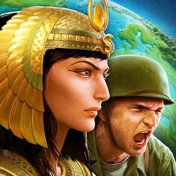 DomiNations - Grow a flourishing civilization and journey through all of human history as the leader of a mighty Nation!BUILD a unique village of your own design. LEAD loyal citizens from the dawn of antiquity to the modern era. BATTLE cooperatively and competitively with players from across the world. RAID competing Nations for all their good loot!GREAT LEADERS!At the new University, consult Leonardo Da Vinci, Catherine the Great, King Sejong and other historic thought leaders to strengthen your Nation!BRAND NEW EVENTS!Accomplish fun limited-time goals based on actual events from history and collect rare rewards to help your Nation advance!FROM THE STONE AGE TO THE SPACE AGEIn DomiNations, lead a village of early hunters and gatherers on their conquest through the ages from the dawn of civilization to the modern era. It's up to you to design a small town and grow it into a thriving metropolis. Build historic Wonders of the World, including famous landmarks like the Pyramids of Egypt and the Roman Colosseum. Tackle historic battle campaigns to collect important resources and upgrade your city as you advance through history!CHOOSE YOUR NATION AND LEAD AN ARMYTake charge of one of 8 fearsome Nations on its journey through time. Choose from the Romans, British, Chinese, French, Germans, Japanese, Koreans and Greeks. Each Nation has a special strength empowering you to build unique units who fight to advance your city, like longbowmen, vandals, and the mighty samurai!DISCOVER NEW TECHNOLOGIESResearch new materials, invent advanced weaponry, and develop trade to grow a bustling economy. Through scientific discovery, strengthen your troops with better equipment, upgrade your buildings and town center with modern materials, and bolster your defenses as you grow stronger. Legendary game designer Brian Reynolds brings history to life in every era as key advancements from each period in history will help you progress your epic civilization!FORM AN ALLIANCE AND WAGE WORLD WARPut your powerful Nation to the ultimate test in PvP combat and raid your enemies' cities for huge bunches of loot! Fight for crucial resources, untold wealth, and total domination. Team up with other skilled rulers and forge an unstoppable Alliance. Unleash the full force of your armies to outwit and outlast your opponents in 50-on-50 Alliance warfare to conquer the globe in World War. Triumph and take home the spoils of war!NOTES:A network connection and iOS 7 or above are required. DomiNations is optimized for iPads and iPhones generation 4S and newer. Playing on an iPhone 4 may result in slower performance and increased load times. The game is free to play, with additional purchases available in-game. If you do not want to make purchases in-game, please disable in-app purchases from your device settings.Privacy Policy:https://nexonm.com/mobile-privacy-policy/Terms of Service:https://nexonm.com/mobile-terms-and-conditions/