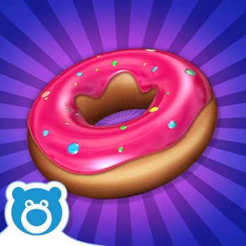 Donut Maker! by Bluebear - ***The number 1 educational game in the UK, Denmark and Sweden! Ranked Top 5 in the US and China!*** \