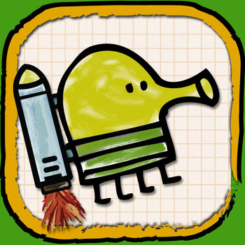 Doodle Jump - BE WARNED: Insanely addictive!\