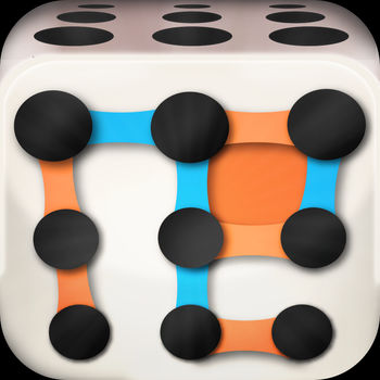 Dots and Boxes - Classic Board Games - Link the dots, close more squares than your opponent and be first in the Global High-Score, among thousands of players worldwide. From the creators of Four In A Row, another classic! Have your skills changed since you were in school? ^__^Challenge a friend next to you or find an opponent online. Or try to beat one of our well-trained virtual players ;) Start closing your boxes now! Free!FOLLOW USFacebook/outofthebit@outofthebit