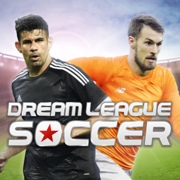 Dream League Soccer - Dream League Soccer is here, and it's better than ever! Soccer as we know it has changed, and this is YOUR chance to build THE best team on the planet. Recruit real FIFPro™ licensed superstars, build your own stadium, and take on the World with Dream League Online as you march towards glory, on your road to Soccer Stardom!Download Dream League Soccer for FREE now!*****************************************************IMPORTANTThis game is free to play, but additional content and in-game items may be purchased for real money. To disable In App Purchases, go to Settings/General/Restriction.Coins can be earned during gameplay or gained by watching videos, but can also be bought in packs ranging from £1.49 - £19.99.This app uses Wi-fi or mobile data (if available) to download game content and advertising. You can disable mobile data usage on this game from within Settings/Mobile Data.This app contains third party advertising. Advertising is disabled if you purchase in game currency from the shop.*****************************************************MANAGE YOUR DREAM TEAMSign top superstar players such as Diego Costa and Aaron Ramsey to create your very own Dream Team! Choose your formation, perfect your style and take on any team who stands in your way as you rise through 6 Leagues to top the prestigious Elite Division. Have you got what it takes?REALISTIC NEW GAMEPLAY Be prepared for smart, tactical AI to form a challenging and addictive experience. With all new visuals, realistic animations and 60fps dynamic gameplay (compatible devices only), Dream League Soccer is the perfect Soccer package which captures the true essence of the beautiful game.GO GLOBALDream League Online puts your Dream Team against the very best in the world. Work your way through the ranks to prove your team is the greatest! FEATURES* FIFPro™ licensed players brings the most authentic Dream League Soccer experience to your hands!* Freedom to create, customize and control your very own Dream Team!* 6 Divisions to work your way through, and over 7 Cup competitions!* Build your very own stadium to showcase your superstars!* Develop your players with more accuracy and intent* Season objectives to keep you engaged and coming back!* Game Center achievements & leaderboards to see who is the greatest!* Customise and import your very own kits!* Optimized for Metal compatible devices* Sync game progress between devices with iCloud!* ReplayKit & ReplayKitLive support to save and share your moments of glory!* Exclusive soundtrack provided by Sunset Sons*****************************************************VISIT US: firsttouchgames.comLIKE US:  facebook.com/dreamleaguesoccerFOLLOW US:  twitter.com/firsttouchgames WATCH US:  youtube.com/firsttouchgames