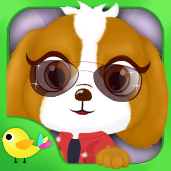 Dress Up - Pet Salon - Dog or cat, which do you like better? So many cute pets are here. Choose one and dress up  it now.Dress up your pet with cloth, necklace, hat, glasses and decorations to make it look exactly the way YOU want.  How about a super dog or angry cat?It is sure to be a game your kids will love. You get to choose it cloth, hair, necklace, hat, glasses and more. Your pet will stay in different place that you can take a picture with her. Share the photo your pet with you to your friends. Hundreds of dress up combinations will make your pet more beautiful and vivid. ** Features ** - Different dogs and cats to choose- Dress your pet up in the gown of your dreams - Help your pet do its hair, cloth, glasses, necklace,by selecting color and style - Prepare toy and food for your pet- All the pets have a intelligent system for its expression which make it more vivid. Stroke its head or body, it will do some different expression for you. But please don\'t hit your pet, it will cry or make pitiful face.- 11 different background with different music- Take a picture for you and your pet together to save or email your friends immediately - Support for Retina ************************************************** Ideas? Share them with us by email, website or facebook Bugs? Please report them and they will be fixed shortly! Other? Drop us a line and we\'ll try to help out. Our email: contact@libiitech.com Like us: www.facebook.com/libiitech Follow us: www.twitter.com/libiitech **************************************************