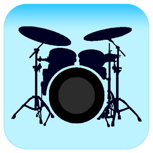 Drum set - Play drums along with your songs! Check out the new feature \