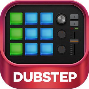 Dubstep Pads - Create your Dubstep with this Drum Pads application style! An application made ​​for Android system, lightweight, fun and easy to use. Try it! There are 90 drum pads with different beats, vocals and loops for you to create the perfect beat and become a DJ. If you already enjoys Dubstep you will love this app! If you do not know the style, Dubstep is a genre of electronic music that emerged in South London in the early 2000s, a style that is marked by the sound of strong bass lines, patterns of reverberating drums, clipped samples, and occasional vocals. An infectious beat! This app is the most full Dubstep Drum Pads on the Google Play. An ideal application for DJs and Music Producers. With it, besides create the beat, you can record your own voices and use it in the mixes. But it serves very well for amateurs, it is simple, intuitive and easy to play. Please refer to Dubstep Pad app: * Multi Touch * 6 complete kits of dubstep music  * 90 realistic sounds * Studio audio quality* Like a Drum Pads* Easy to play* For DJs and amateurs * 3 Examples * Recording Mode * Export your records to mp3* Works on all screen resolutions - Cell Phones and Tablets (HD Images) * Free The app is free. But you can remove all advertisements buying a license! Experience the best Google Play Dubstep app! Ideal for DJs, producers, musicians and artists.