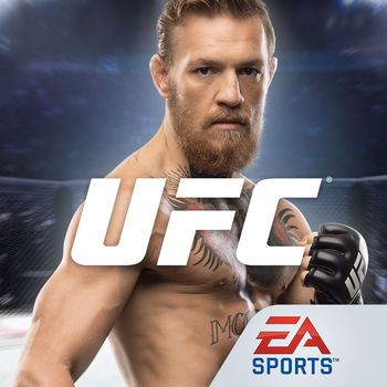 EA SPORTS™ UFC® - Step into the Octagon® with EA SPORTS™ UFC® for mobile! Collect your favorite UFC fighters, throw down in competitive combat, and earn in-game rewards by playing live events tied to the real world of the UFC. FEEL THE FIGHTEA SPORTS UFC brings the intensity of MMA to your fingertips like never before. HD-quality visuals, intuitive touch controls, and action-packed gameplay create a unique combat experience for novice and veteran fight fans alike.TRAIN YOUR ULTIMATE FIGHTERChoose from over 70 fighters in four divisions and begin your journey to the top. From a Cain Velasquez takedown to Georges St-Pierre's Superman punch, each athlete boasts a unique set of special moves. Win bouts, unlock new opponents, earn coins, and level up abilities – all while building your UFC legacy. Battle through your career and invest in training to watch your abilities skyrocket.PLAY LIVE EVENTS, EARN EXCLUSIVE REWARDSPlay some of UFC's biggest real-world bouts through in-game Live Events. Play fight cards for upcoming UFC events and earn exclusive in-game rewards. The more you play, the more rewards you earn! Punch your way to the top of the leaderboard and watch your payoff grow.FIGHT FOR GLORYClimb the ranks and hone your striking, wrestling, and submission skills along the way. With no limits to how much you can play, there's always another fight just around the corner. See how you stack up against your division's best and earn in-game rewards for dominating UFC icons in grueling Main Event matchups. Your battle for UFC glory starts now.Enter the Octagon and feel the fight!Important Consumer Information. This app: Requires acceptance of EA's Privacy & Cookie Policy and User Agreement. Contains direct links to the Internet and social networking sites intended for an audience over 13.User Agreement: terms.ea.comEA may retire online features after 30 days' notice posted on http://www.ea.com/1/service-updates.EA may retire online features after 30-day notice per e-mail (if available) and posted on http://www.ea.com/de/1/service-updates.